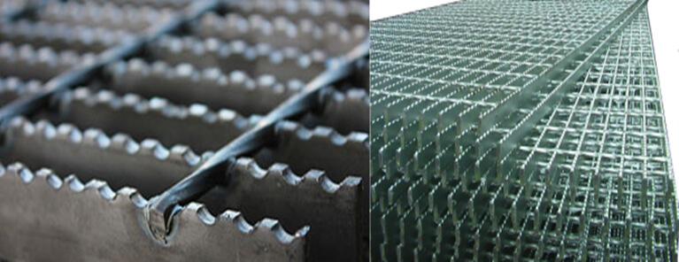 anti slip grating