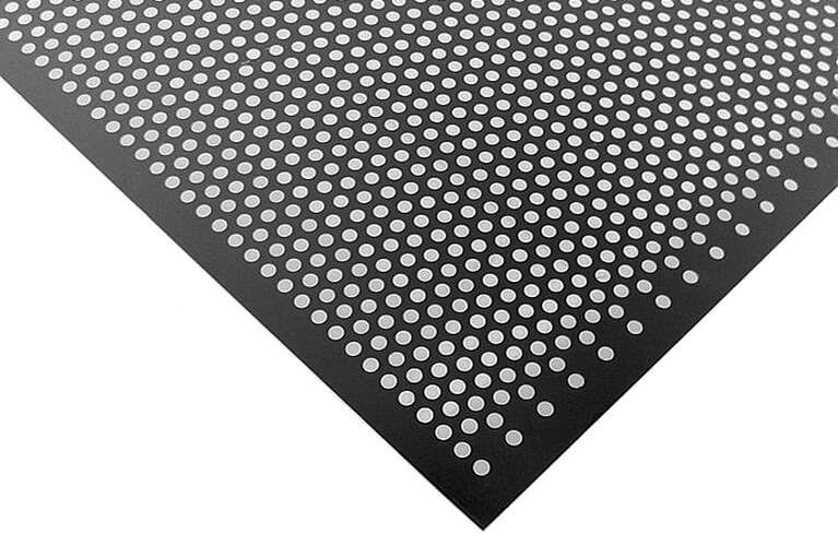 carbon steel perforated