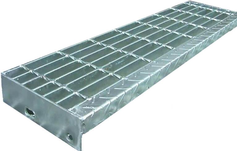 steel stair treads