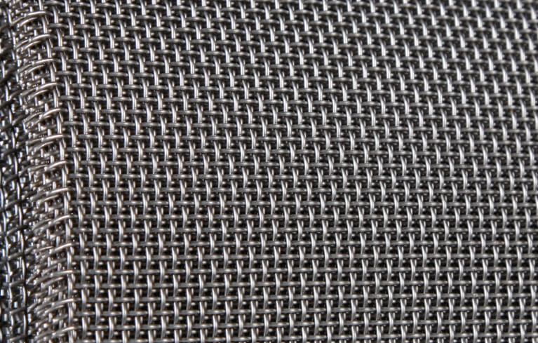4 mesh stainless steel screen
