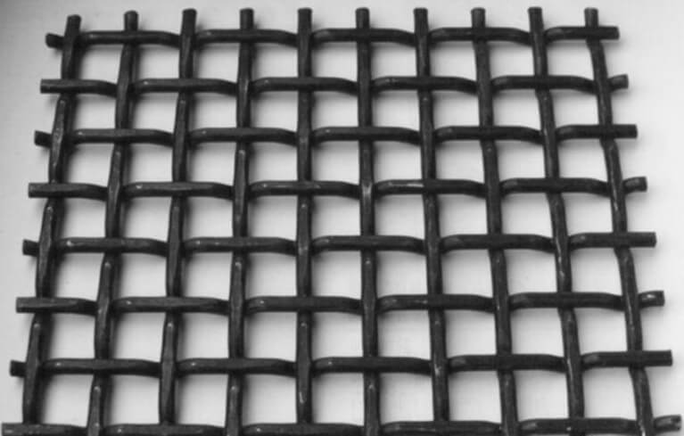 heavy steel mesh