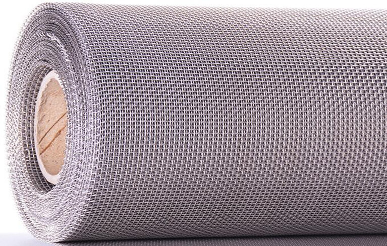 standard size wire mesh