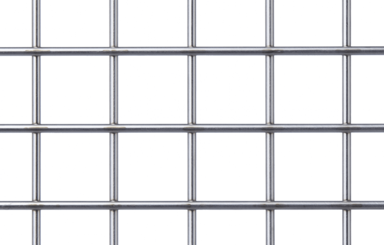standard welded wire mesh sizes
