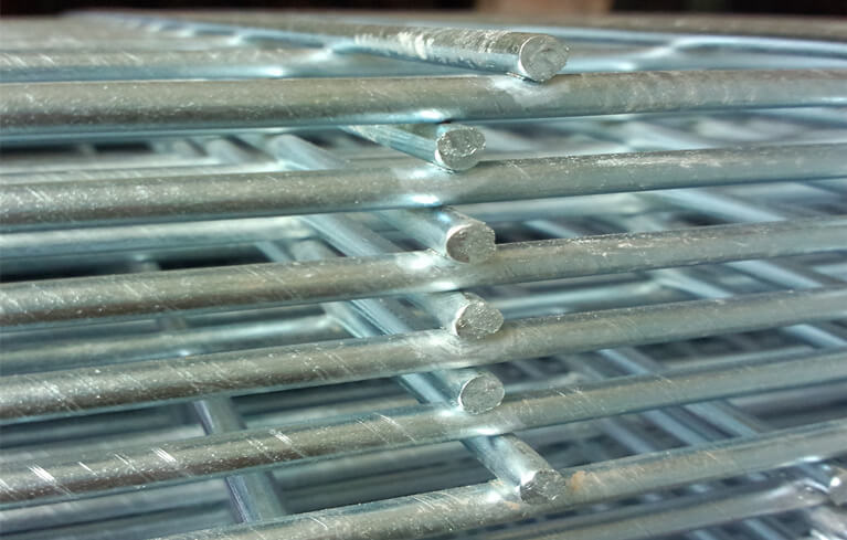 welded wire mesh standard sizes