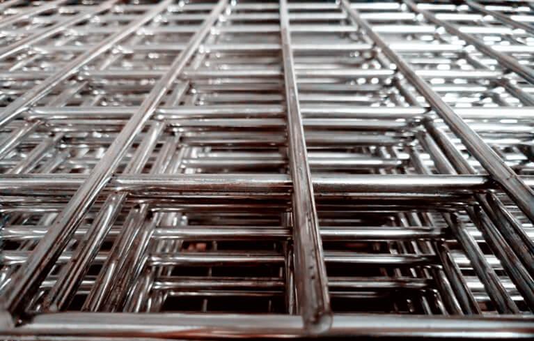 2 welded wire mesh