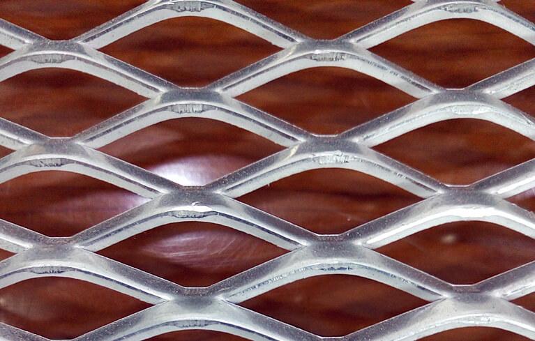 9 gauge expanded metal mesh