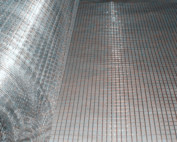 fine galvanised wire mesh