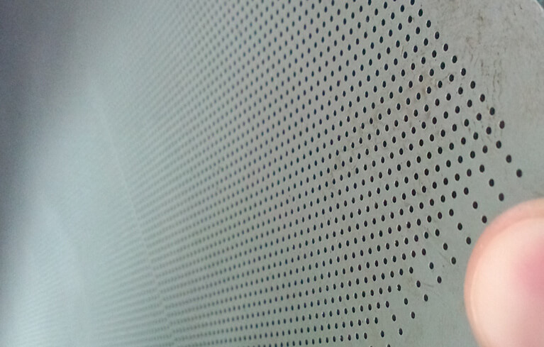 micro perforated sheet