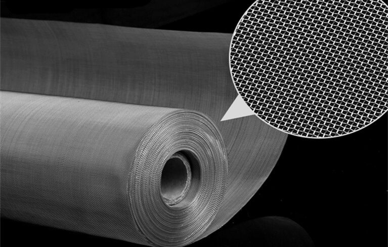 wire mesh type