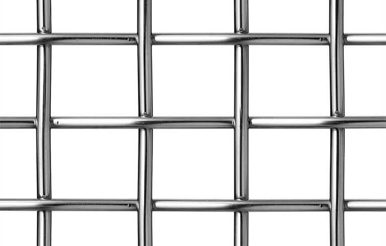 woven steel wire