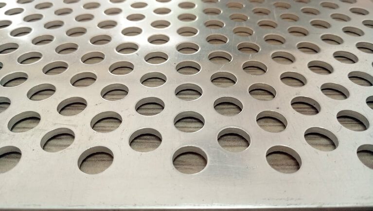 Aluminum Perforated Panels Perforated Aluminium 4x8