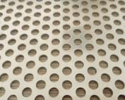 aluminum sheet perforated