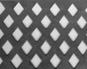 diamond perforated sheet metal