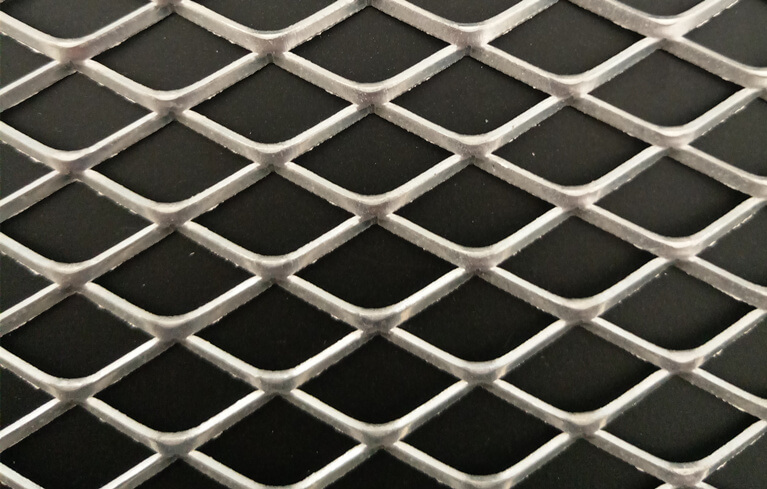 expanded metal mesh stainless steel
