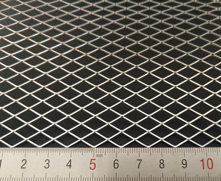 expanded wire mesh specification