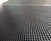 galvanised perforated sheet