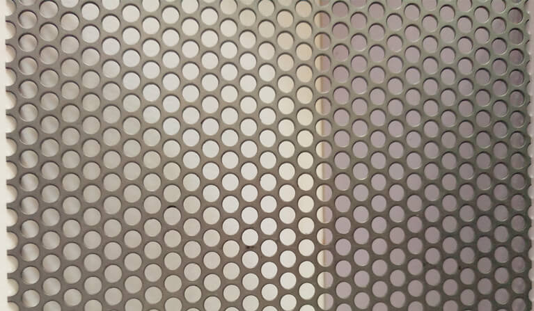 perforated 316 stainless steel sheet