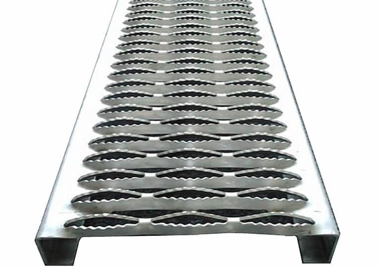 aluminum grate flooring