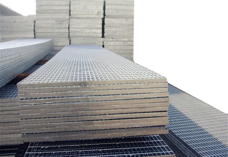 catwalk metal grating