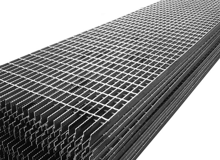 open floor grating