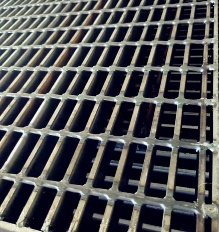steel flooring mesh