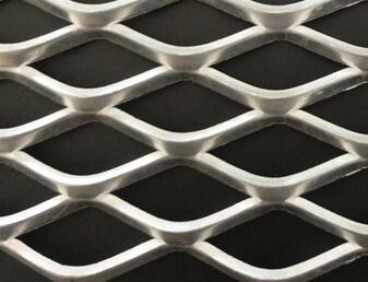 aluminum mesh panels