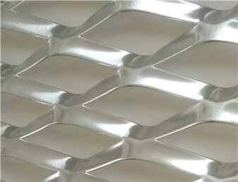 40X80 expanded aluminum