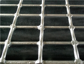 Standard welded steel bar grating