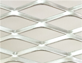 expanded metal ceiling mesh
