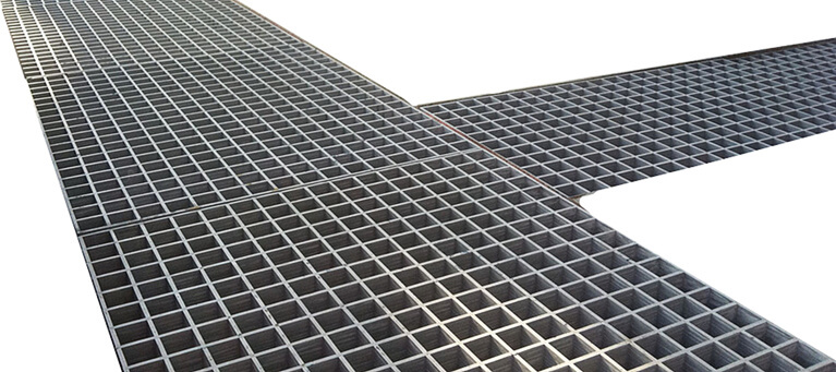 Galvanised Floor Grating Steel Walkway Grating Supplier In China