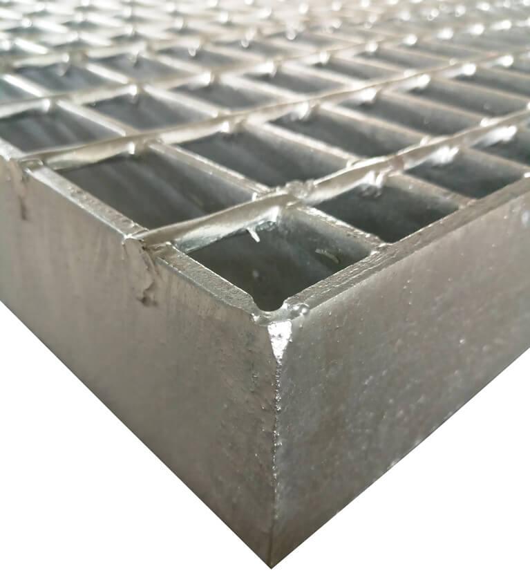 galvanized grates